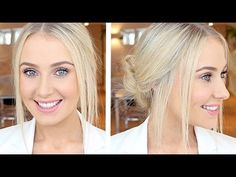 Lauren Curtis - Work/ Office Makeup look by Lauren Easy Makeup Tutorial, Makeup Tutorials Youtube, Beauty Tutorials, Eye Tutorial, Hair Tutorials, Beauty Make-up, Beauty Hacks, Hair Beauty, Quick Makeup