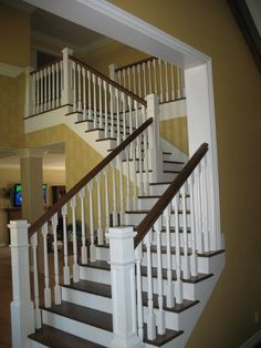 1000 Images About Home Reno First Floor Stairs On