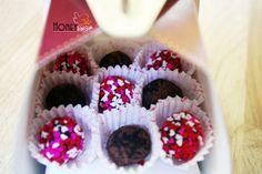 Nama chocolate - mixed cacao