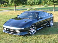 1991 Toyota MR2 Turbo......My car I used to own..... | See more about Toyota…