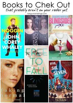 Books to Check Out reviews at Rae Gun Ramblings