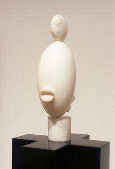 Brancusi  'La negresse blanche' 1923