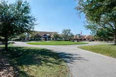 View of the club house from Wild Heron Way.  Betsy Hulsey, Realtor,  Beachy Beach Real Estate
