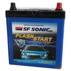 SF Sonic Flash Start 1440 with C21 alloy is the latest revolution in car batteries. Buy SF Sonic car battery online at Batterybhai.com