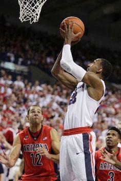 Arizona Gonzaga Basketball