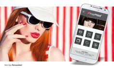 """Sito App realizzato per il Brand """"Image P&RM"""", utilizzato dall'azienda e dai suoi rapprensetanti, per un tenersi in contatto diretto con i propri clienti, (la sezione contatti è completa di: click to call, form prenotazione, chat skype e mappa). L'applicazione integra altre interessanti funzionalità, come le Pagine Social del Brand (Facebook, Google +, Twitter, Pinterest ce Youtube), il Listino e la Gallery Prodotti, il Form per scaricare il Coupon promozionale e le News periodiche."""