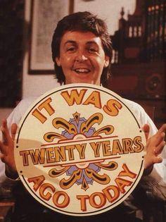 I'm Paul McCartney!