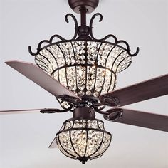 Warehouse of Tiffany Ceiling Fan Charla Low Ceiling Fans, Ceiling Fan In Kitchen, Ceiling Fan With Remote, Tiffany Ceiling Fan, Elegant Ceiling Fan, Ceiling Fan Chandelier, Ceiling Decor, Ceiling Lights, Ceiling Fan Accessories