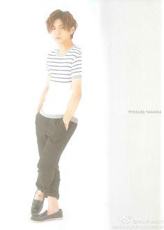 Yamada Ryosuke ll Cr: @ MoMozzz32 (weibo)