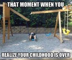 True story...happened to me!!