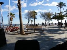 Barcelona, Playa.