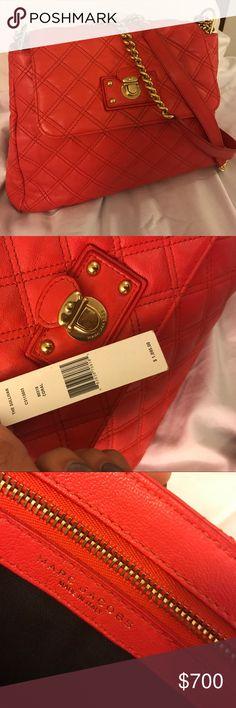 Marc Jacobs Coral Sullivan Bag Authentic Coral Sullivan Marc Jacobs bag Marc Jacobs Bags Shoulder Bags