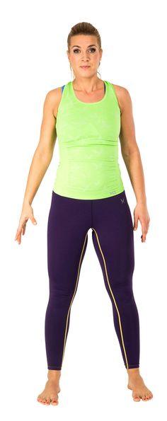 träna rumpan med dessa övningar du kan göra hemma Tabata, Capri Pants, Sporty, Yoga, Workout, Health, Motion, Training, Stretching