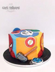Buttercream Filling, Swiss Meringue Buttercream, Custom Cakes, Amazing Cakes, Christening, Thor, Cupcake Cakes, Birthdays, Birthday Cake