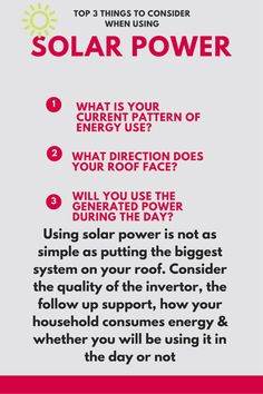 Tips on Making Your Home More Energy Efficient http://ift.tt/2lzGixQ Energy efficiency in our homes passive design and considering the way we consume power are things many of us know are important in our everyday lives for both the planet and our own resources. The idea that we can just keep consuming energy as fast as possible with no consequence is really over. In Australia we have all we need to provide ourselves with alternative energy sources in particular the sun. There are a number…