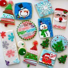 Funky Christmas Assortment