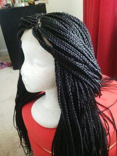 Braided Wigs by PrettyGirlsThing on Etsy