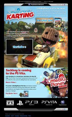Playstation Emails - Denny Liu