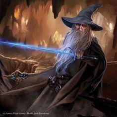 Gandalf  Magali Villavenue Redux