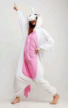 Unicorn Onesie- need this in my life