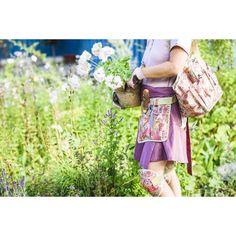 Piękna i poręczna torba ogrodniczki Garden Girl Chelsea