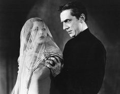 "sweetheartsandcharacters: "" Irene Ware and Bela Lugosi in Chandu the Magician "" Classic Film Noir, Classic Films, Dracula Cape, Caspar David, Hammer Horror Films, Greatest Villains, Horror Monsters, Famous Monsters, Classic Horror Movies"