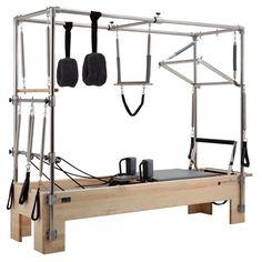 machine stretching pilates - Buscar con Google