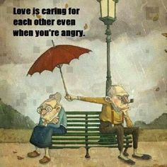 Even if this is het it applies. When we fight, there's not a moment that I stop caring for you.