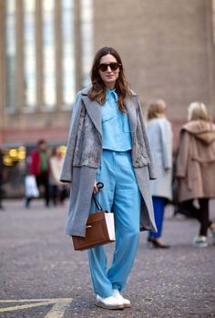 The Best Street Style Looks From London Fashion Week | Grazia Fashion