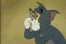 Manar On Twitter احاول اعدل نومي التبن اللى مو راضي يتعدل Vintage Cartoon Cartoon Pics Tom And Jerry