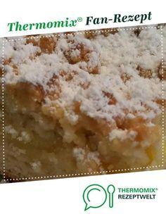 Streuselkuchen mit Vanillepudding vom Blech von Zuckerschnecke777. Ein Thermomix ® Rezept aus der Kategorie Backen süß auf www.rezeptwelt.de, der Thermomix ® Community.