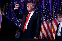 When is Donald Trump inauguration?