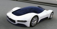 http://chicerman.com  carsthatnevermadeit:  Maserati Birdcage 75 (2005) to commemorate the 75th anniversary of Pinifarina as well as the the success of the original Birdcage racer  #cars