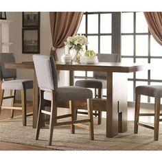 Terra Vista Gathering Height Dining Table I Riverside Furniture