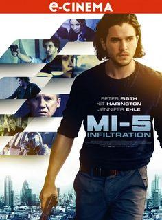Critique de MI-5 Infiltration avec Kit Harrington disponible en e-cinema dès le 18 septembre via TF1 Vidéo