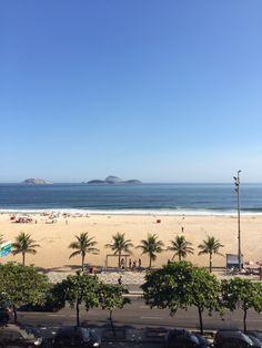 Praia Ipanema - Rio de Janeiro Brazil