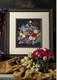 Still Life With Flowers – i89 Helen Eriksson Kit | Inspirations Magazine