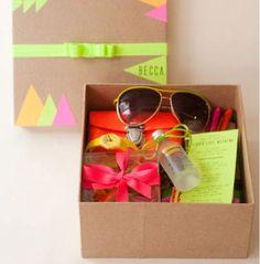 Bachelorette Party: Weekend Survival Kit [SOURCE]