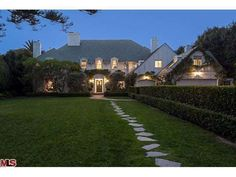 Early Movie Star's Paul Williams House in Brentwood Comes With Secret Library Stairway