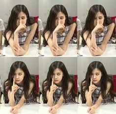 So cute >^<. Korean Wave, Korean Music, K Pop, Blackpink Funny, Lisa, Cute Rose, Rose Park, Blackpink Memes, Jennie