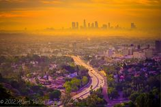 Sunday morning in Los Angeles! by © Making Images | °L.A., via Flickr