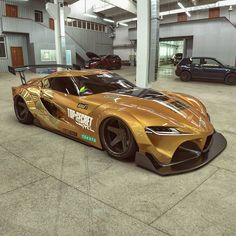 Top Secret Supra ㊙️👺 anyone? S W I P E ▶️▶️▶️ ive seen this car have recieved a bunch of hate, for some reason. Im on the other hand,… Toyota Supra Mk4, Toyota Cars, Jdm, Sexy Autos, Automobile, Drifting Cars, Tuner Cars, Futuristic Cars, Sweet Cars