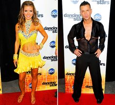 dancing with stars costumes | Dancing With The Stars': Which MTV Star Looked Best? | MTV Style