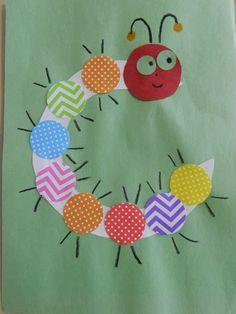 the vintage umbrella: Preschool Alphabet project. A-H the vintage umbrella: Preschool Alphabet project. Preschool Letter Crafts, Alphabet Letter Crafts, Abc Crafts, Preschool Projects, Daycare Crafts, Alphabet Book, Classroom Crafts, Preschool Activities, Letter Art