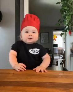 Newborn Photography Girl Discover How to make pizza at home by Chef Kobe Cute Funny Baby Videos, Cute Funny Babies, Funny Baby Memes, Funny Videos For Kids, Funny Cute, Hilarious, Bebe Video, Baby Cooking, Cooking Meme