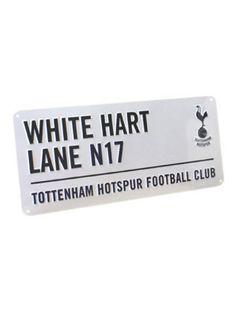 "/""Tottenham Hotspur FC/"" License Plate Frame Custom Made of Chrome Plated Metal"