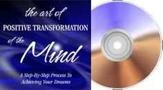Harness the awesome power of self hypnosis, this CD will help you achieve your goals, will empower your affirmations. Using the amassing positive power of hypnotic music, words, and suggestion.