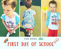 First day of school for Erws🧮🖍