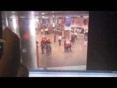 Y LA CIFRA AUMENTA A CINCUENTA MUERTOS YA. Este video recoge el momento de una explosion que se supone originó 15 muertos: Fuente: Arutz Sheva