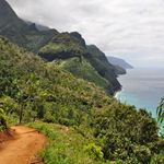 The Kalalau Trail: Kauai, Hawaii I have done this hike - AMAZING! Repin if you have done it :)